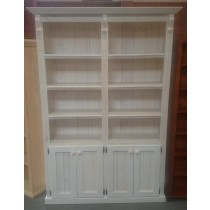 7'x5' Deluxe Colonial Library Unit