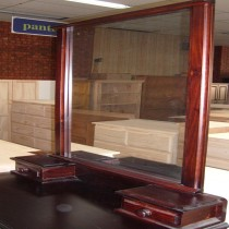 Dressing Table Mirror with drawers