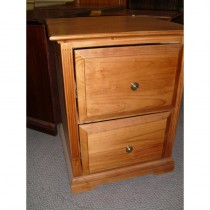 Heritage 2 drawer filing cabinet