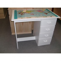 3X2 Map top Desk