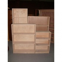 Budget Pine Bookcases